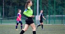 Polonyalı hakem Karolina Bojar, sosyal medya paylaşımlarıyla nefes kesiyor!