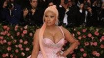 Nicki Minaj Shows Off Massive Wedding Ring | Billboard News