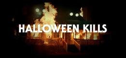 Halloween Kills BEHIND THE SCENES