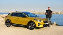KIA XCeed 1.4 T-GDI – test drive in the new compact Kia Crossover