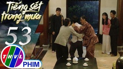 Tiếng sét trong mưa - Tập 53[4]: Khải Duy đau đớn tột cùng khi gia đình mình nhận lấy tất cả bi kịch