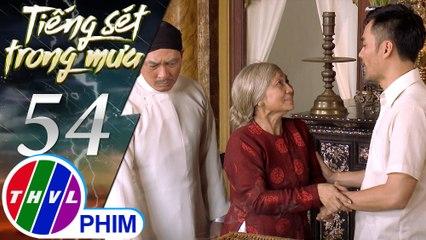 Tiếng sét trong mưa - Tập 54[3]: Bà Hội bàng hoàng khi nhìn hủ tro cốt của cháu nội mình