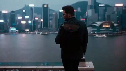 TUMI x Chris Pratt