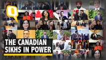 Who are the 18 Sikhs Voted into the Canadian parliament?