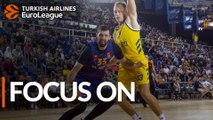 Focus on: Nikola Mirotic, FC Barcelona
