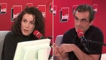 """Raphaël Enthoven et Coco : """"Si toute la France avait lu """"Le Banquet"""" de Platon à l'école, laz France réac' se retrouverait le bec dans l'eau"""""""