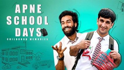 Apne School Days || Childhood Memories || Kiraak Hyderabadiz
