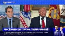 Procédure de destitution: Trump fragilisé ? - 01/11
