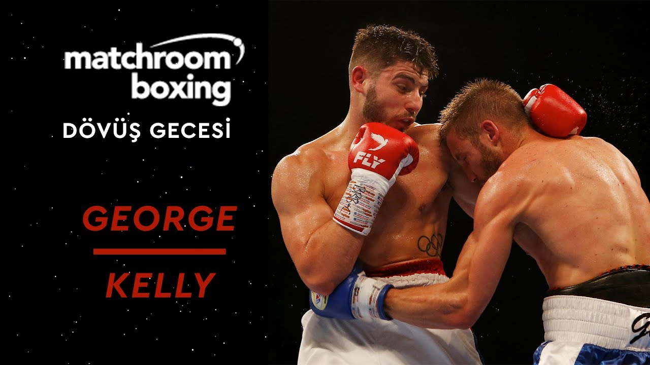 Josh Kelly vs. Kris George - Full Fight - Matchroom Boxing