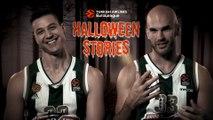 Haunted Halloween Memories: Panathinaikos OPAP Athens