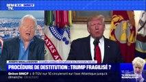 Procédure de destitution: Trump fragilisé ? (2) - 01/11