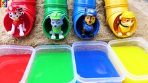 Learn colors with colored pipe, Paw patrol, Disney cars car toy for kids