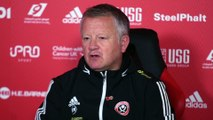 Sheffield United boss Chris Wilder thanks 'pal' Sean Dyche for picking up the phone