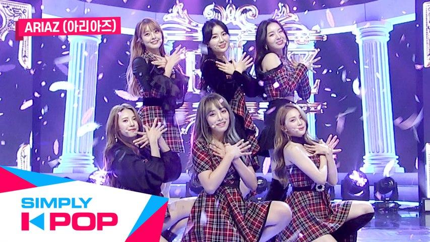 [Simply K-Pop] ARIAZ(아리아즈) - Moonlight Aria(까만 밤의 아리아)