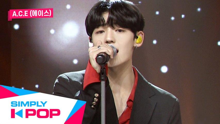 [Simply K-Pop] A.C.E(에이스) - So Sick(나쁜 말)