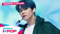 [Simply K-Pop] Simply's Spotlight TOMORROW X TOGETHER(투모로우바이투게더) - Angel Or Devil + 9 and Three Quarters (Run Away) (9와 4분의 3 승강장에서 너를 기다려)