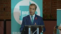 """Farage appeals to Boris for """"Leave alliance"""""""