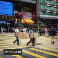 Hong Kong plunges into recession as protests, trade war take toll