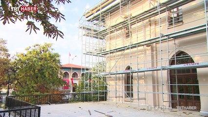 Ankara Palas özgün yapısı korunarak müzeye dönüştürülüyor