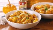 Pumpkin Sage Gnocchi Is The Dinner We Crave