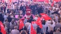 Los apoyos y la repetición electoral centran los mítines