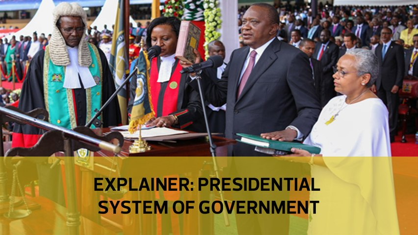 EXPLAINER: Presidential system of government