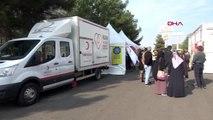 Diyarbakır vali güzeloğlu'ndan kan bağışı kampanyasına destek