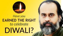 Have you earned the right to celebrate Diwali? || Acharya Prashant (2019)