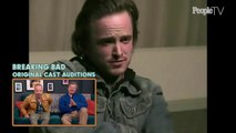 Aaron Paul and Jesse Plemons Look Back on Their 'Breaking Bad' Auditions