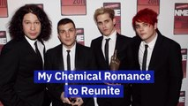 My Chemical Romance Makes A Return