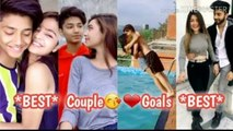 Beautiful Couples Romantic Tik Tok Videos | Best Romantic Tik Tok Couple Goals | Romantic Tik Tok || Girlfriend Boyfriend Tiktok Musically Videos