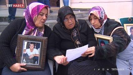 Teslim olan eski örgüt üyesinden Diyarbakır Anneleri'ne mektuplu destek