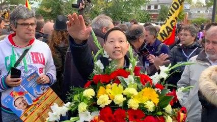 Resultado de imagen de chino facha exhumación