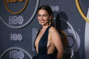 Emilia Clarke Revealed Who Left That Coffee Cup on the 'Game of Thrones' Set