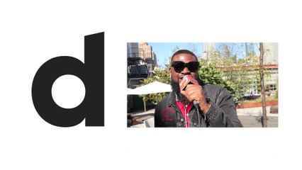 RHYMRCKA, THE AUTOBIOGRAPHY.DailyMotion Elevate/WHOMAG Distribution Rooftop Party