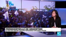 """Elodie Bordat-Chauvin sur France 24: """"Le FMI a fait des très grandes erreurs d'estimation en Argentine"""""""