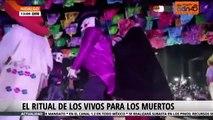"""""""La cuadrilla"""", ritual de vivos para muertos considerado patrimonio inmaterial de la humanidad"""