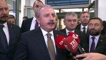 TBMM Başkanı Prof. Dr. Mustafa Şentop Çorlu'da