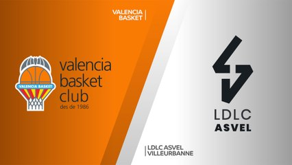EuroLeague 2019-20 Highlights Regular Season Round 6 video: Valencia 81-72 ASVEL