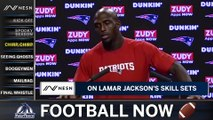 Football Now: Spooky Season, And Patriots vs. Ravens