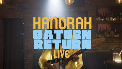Hanorah - Saturn return [Live session]