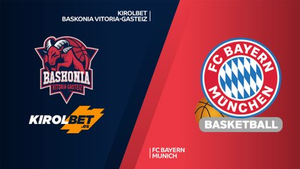 EuroLeague 2019-20 Highlights Regular Season Round 6 video: Baskonia 93-60 Bayern