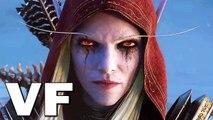 WORLD OF WARCRAFT Shadowlands Bande Annonce Cinématique VF (2020)