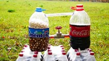 Experiment Coca Cola and Mentos