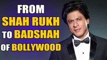 Shah Rukh Khan Turns 54, Watch: The journey of Bollywood's Badshah | OneIndia News