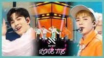 [HOT]  NU'EST - LOVE ME,  뉴이스트 - LOVE ME Show Music core 20191102