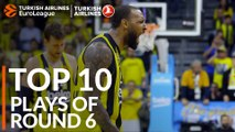 Turkish Airlines EuroLeague Regular Season Round 6 Top 10 Plays