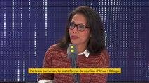 """Municipales à Paris : """"Paris en commun, c'est un projet de gauche"""", explique Audrey Pulvar"""