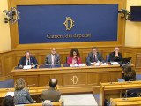 Roma - Conferenza stampa di Maria Teresa Bellucci (01.11.19)