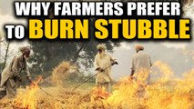Delhi pollution: Why farmers prefer to burn agricultural residue | OneIndia News
